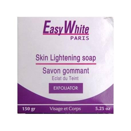 Easy White Paris - Savon gommant Exfoliator