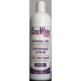 Easy White Paris - Whitening milk