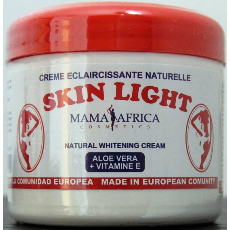 Skin Light Mama Africa Natural Whitening Cream Lady Edna