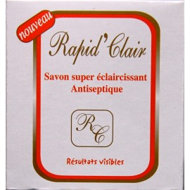 Rapid'Clair Super lightening antiseptic soap