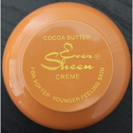 Ever Sheen cream cocoa butter