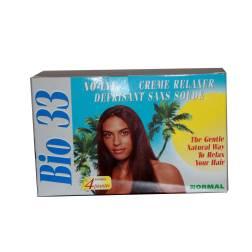 Bio 33 Crème Défrisante Sans Soude