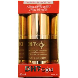 dh7 gold matifying serum against the marks