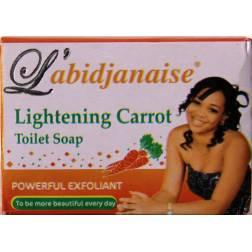L'abidjanaise carotte savon de toilette éclaircissant
