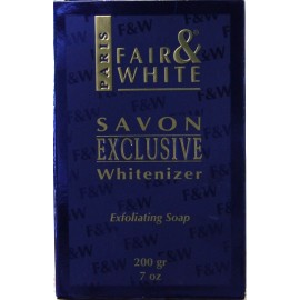 Fair & White Exclusive Whitenizer Exfoliating soap