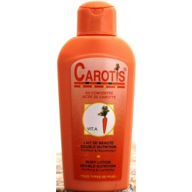 CAROTIS Body lotion double nutrition