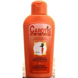 CAROTIS Body lotion double nutrition