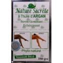 Nature secrète Exfoliating lightening soap