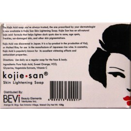 Kojie-san skin lightening soap