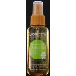 Evoluderm huile de beauté à l'amande douce
