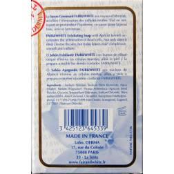 Fair & White savon gommant