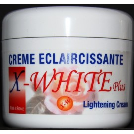 X-WHITE Plus Lightening cream - jar