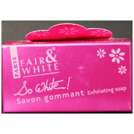 Savon Gommant Fair&White