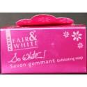 Fair&White So White!exfoliating soap