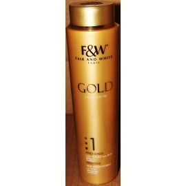 Fair&White Gold AHA brightening lotion
