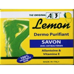 A3 Cosmetic Lemon Dermo-Purifying Soap