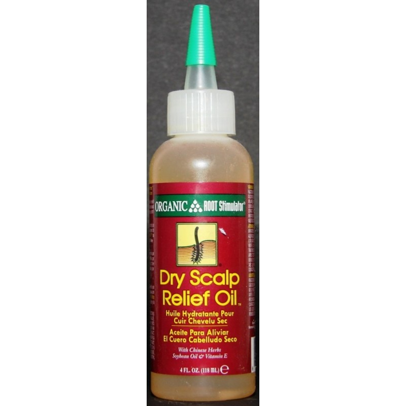 Ors Dry Scalp Relief Oil Lady Edna