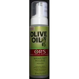 ORS Wrap/set mousse - lotion moussante