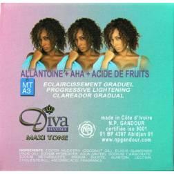 Diva Maxima Maxi Tone clearing soap