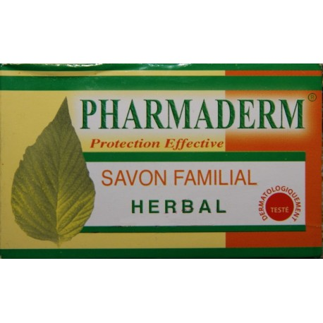 Pharmaderm savon familial herbal