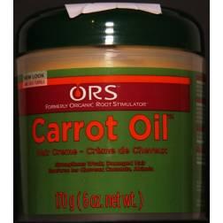 ORS Carrot oil - crème pour cheveux à l'huile de carotte