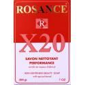 Rosance X20 savon nettoyant performance