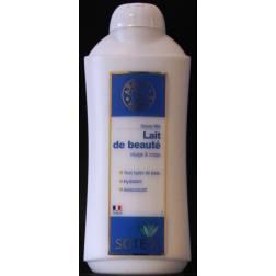 Soteix beauty milk argan oil and shea butter