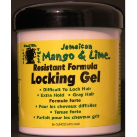Jamaican Mango & Lime Locking gel Resistant formula