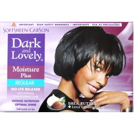 Dark and Lovely défrisant sans soude super