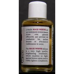 Maxi White S1 huile éclaircissante - sérum