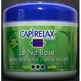 CAPIRELAX Paris - le No Base creme relaxer SUPER