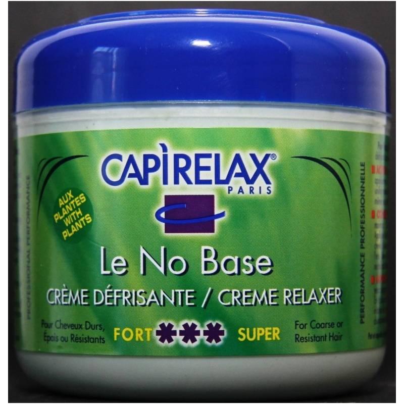 Capirelax Paris Le No Base Creme Relaxer Super Lady Edna