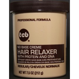TCB Hair Relaxer No base creme