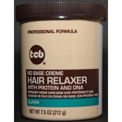 TCB Hair Relaxer - Crème Défrisante