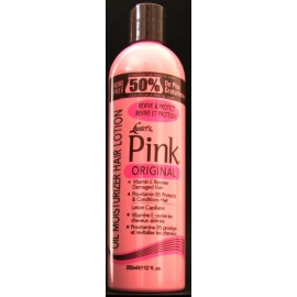 Luster's Pink Lotion Capilaire hydratante - oil moisturizer hair lotion
