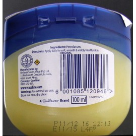 Vaseline Blue Seal