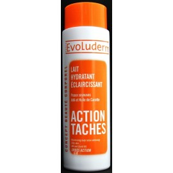 Evoluderm moisturizing body lotion whitening SPOTS ACTION