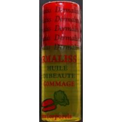 Dermaliss huile de beauté gommage