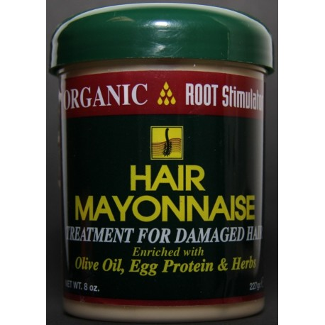 Organic Root Stimulator Hair Mayonnaise Small