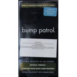 Bump patrol aftershave original formula