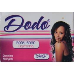 Dodo body soap lightening