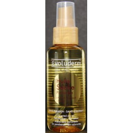 Evoluderm scented dry oil