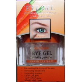 Beckon Eye Gel à l'extrait naturel de carotte