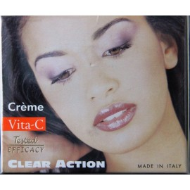 Clear Action Dermobrightening cream Vita-C