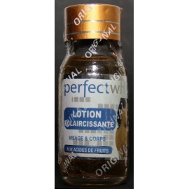 Perfect White lightening beauty lotion - face and body