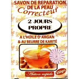 2 jours propre corrector soap skin repair