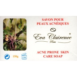 Eva Clairence Acne prone skin care soap