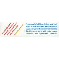Eva Clairence savon pour peaux acnéiques