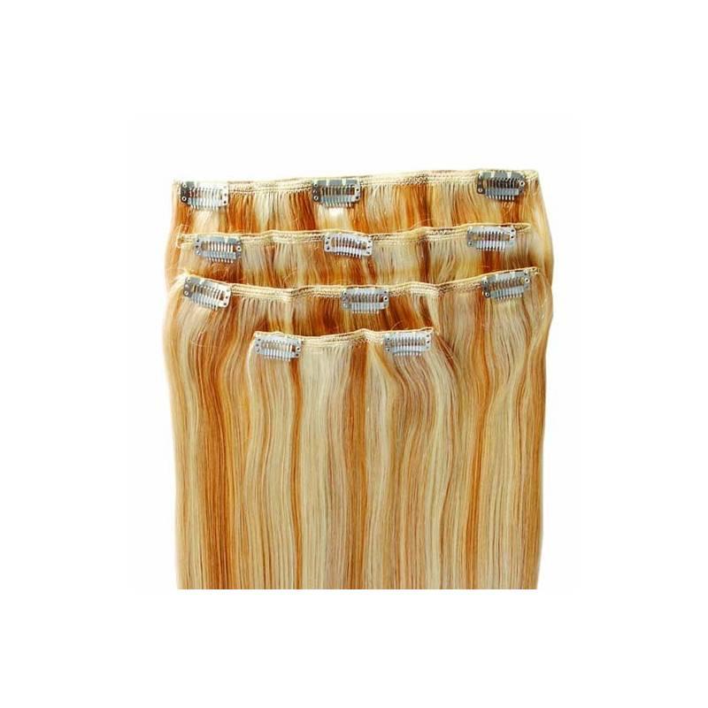Sleek Luxury Clip In Hair Extensions 106