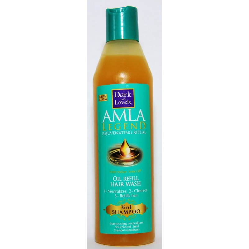 Dark And Lovely Amla Legend 3 In 1 Shampoo Lady Edna